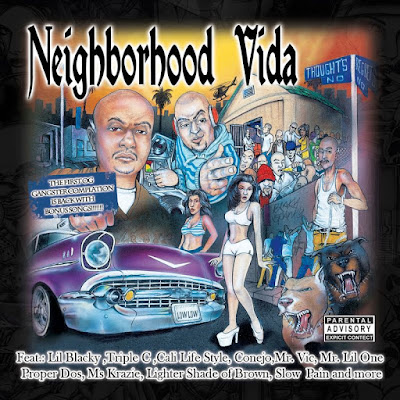 Various Artists - Neighborhood Vida