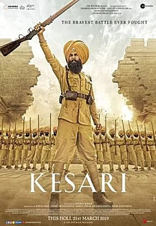 "Bollywood upcoming ""KESARI"" Budget, and Expected Box Office Collections - Akshay Kumar - Parineeti Chopra"