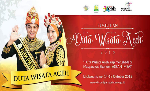 Pemilihan Duta Wisata, Promosikan Aceh Daerah Tujuan Wisata