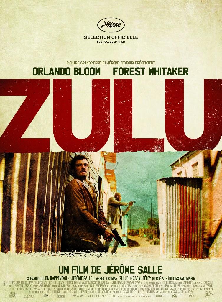Affiche du film de jérôme Salle : Zulu
