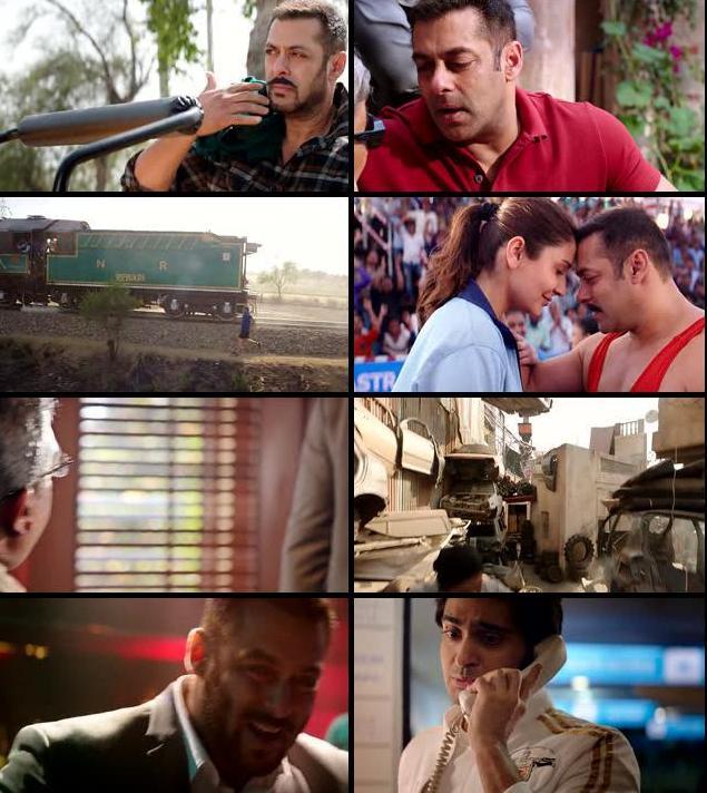 Sultan 2016 Hindi 480p DVDRip