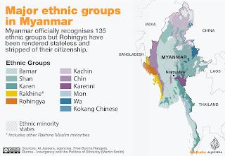Rohingya, l'ultima accusa