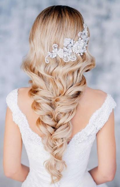 Peinados Novias Con Trenzas - Los 60 mejores peinados de novia 2018 encuentra el perfecto para ti