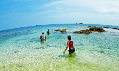 Pulau Cangkir Kronjo Tanggerang