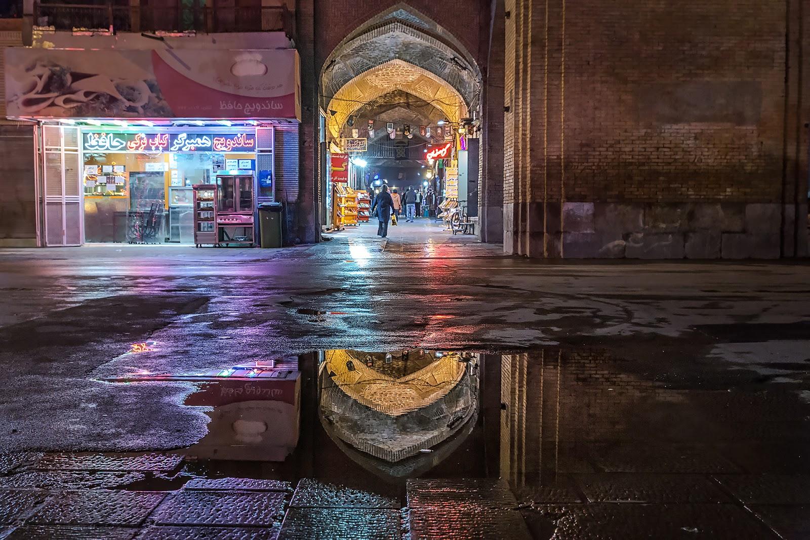 Iran-Isfahan-Bazar