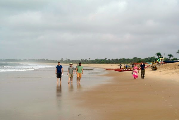 Beaches In West Africa