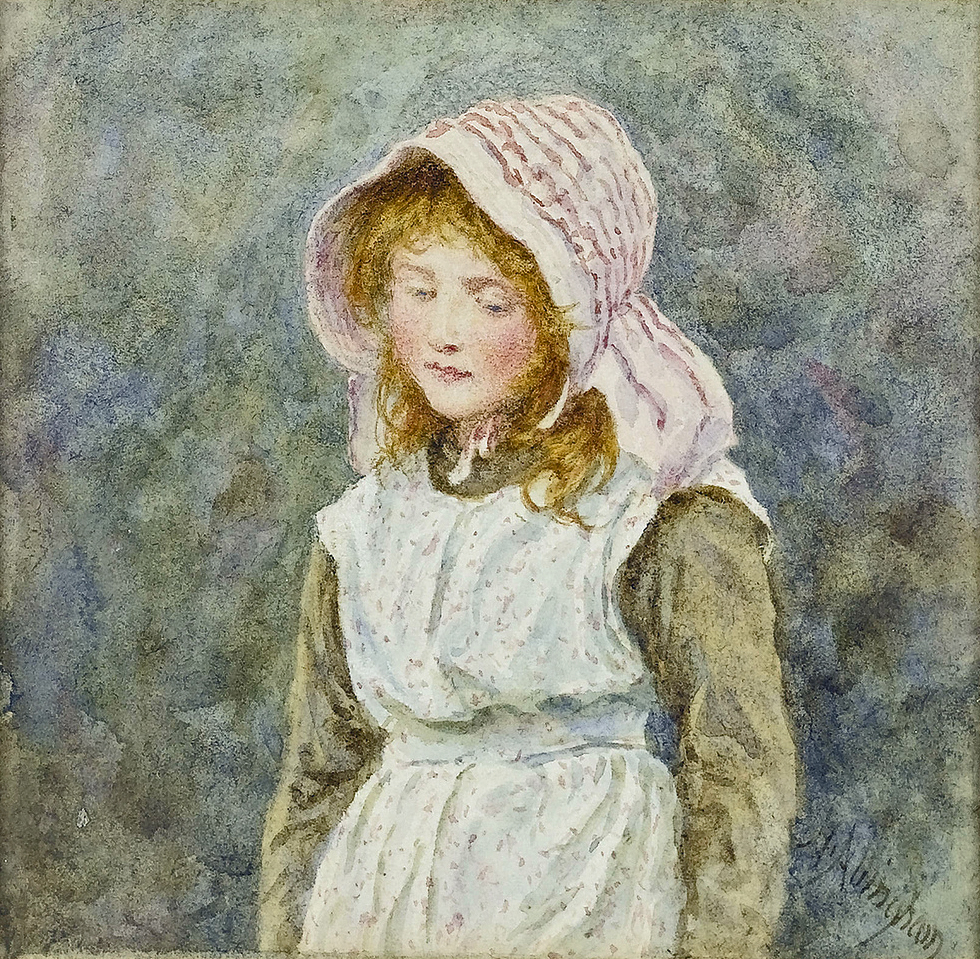 Victorian British Painting Helen Allingham ctd