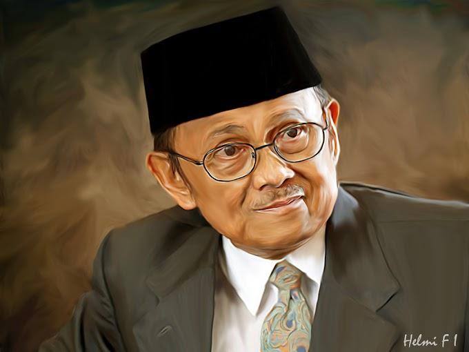 Kekuatan Al Qur'an - Belajar dari Presiden Indonesia ke-2 B. J.Habibie