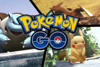 Cara Menangkap Pokemon Dengan Sekali Lempar Pokeball di Pokemon Go