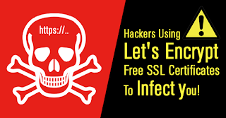 Hackers Abuse Free SSL Certs from Let's Encrypt to Spread Malware