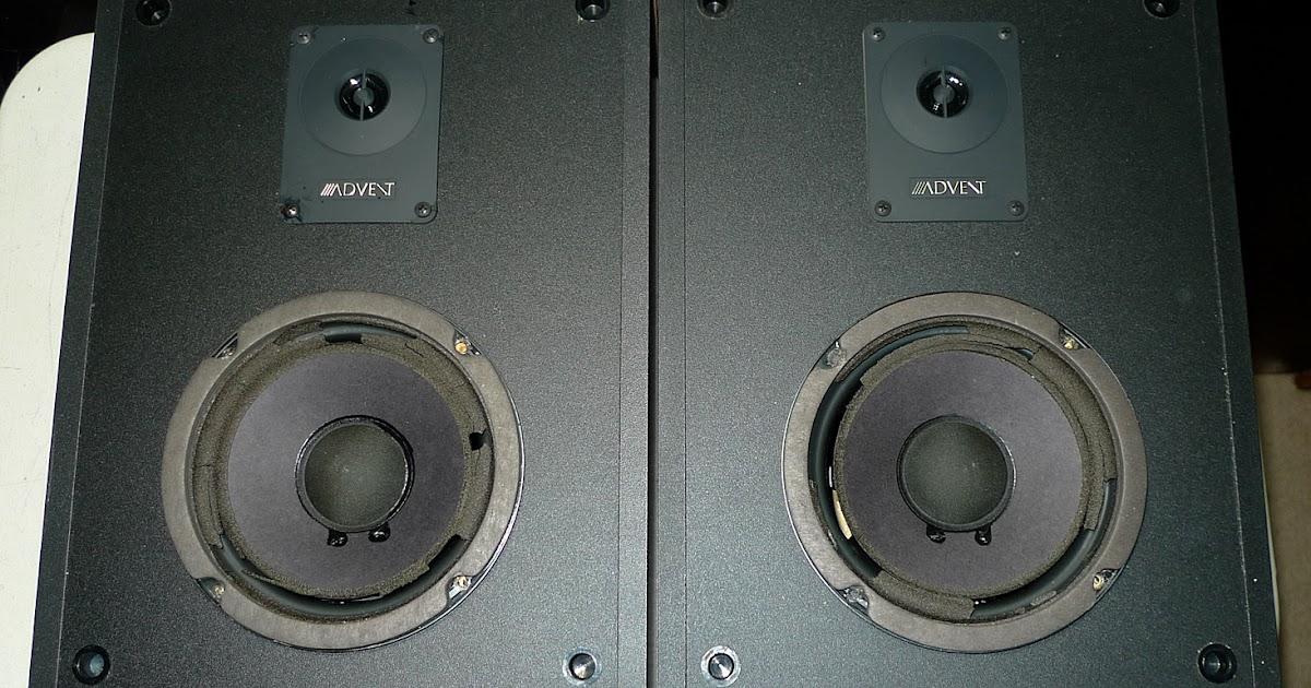restomoding a pair of vintage advent baby advent ii speakers. Black Bedroom Furniture Sets. Home Design Ideas