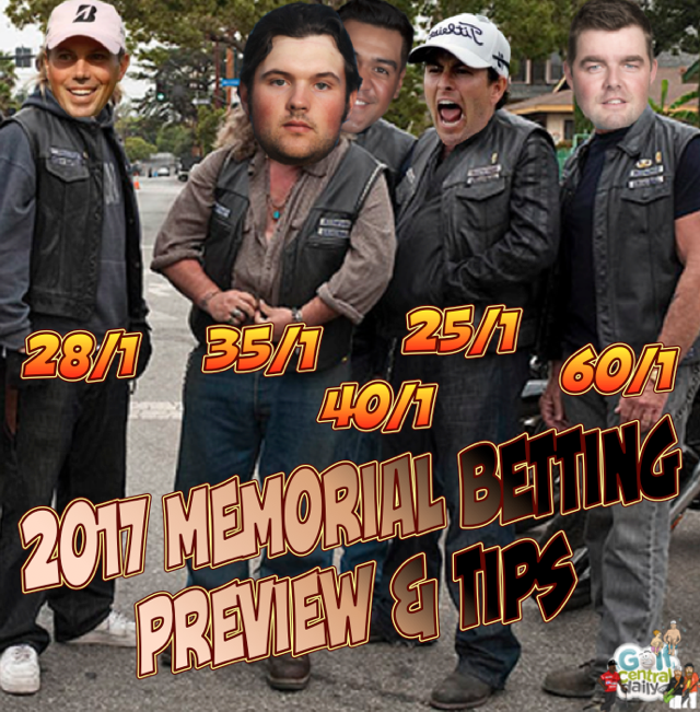 2017 Memorial Tournament Betting Preview and Tips