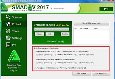 smadav terbaru anti ransomware wannacry