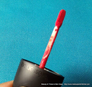COLORRESSENCE Long Wear Liquid Lip Color Siren Red