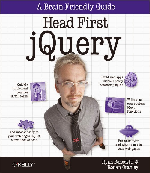 Best jQuery book for web developers