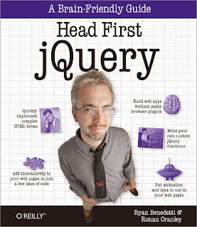 Top 5 jQuery books for Beginners and Web developers - Best of lot