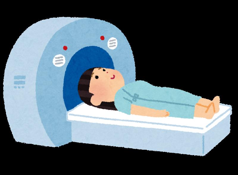 図:MRI検査