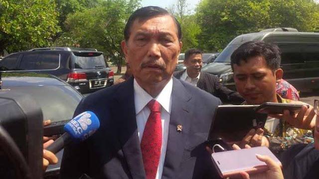 Prabowo Sebut Pemerintah Menyerah pada Asing, Luhut: Memangnya Kamu Saja yang Sayang Negeri Ini?