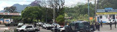 Identifican a 2 de los 3 maleantes muertos en Orizaba el pasado viernes