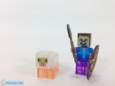 Minecrafts Bricks Toy minifigures