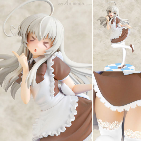 FIGURA NYARUKO MAID Gutto-kuru Figure Collection La beaute EDICIÓN LIMITADA Haiyore! Nyaruko san