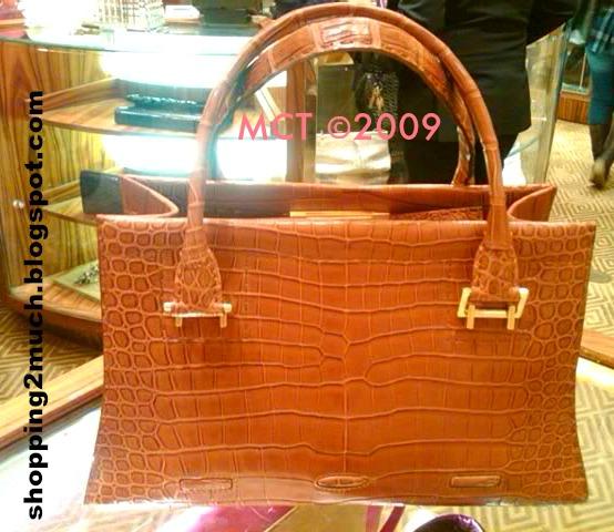 7dc62438c63f My Closet Tales ~  VBH  Crocodile Box Bag 12K