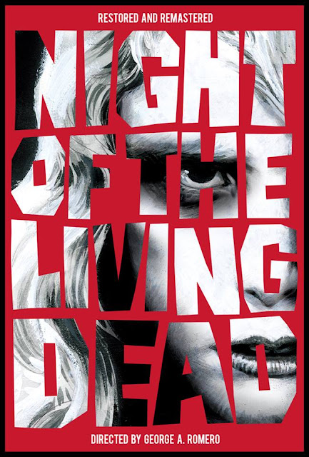 """Night of the Living Dead"" - Poster"