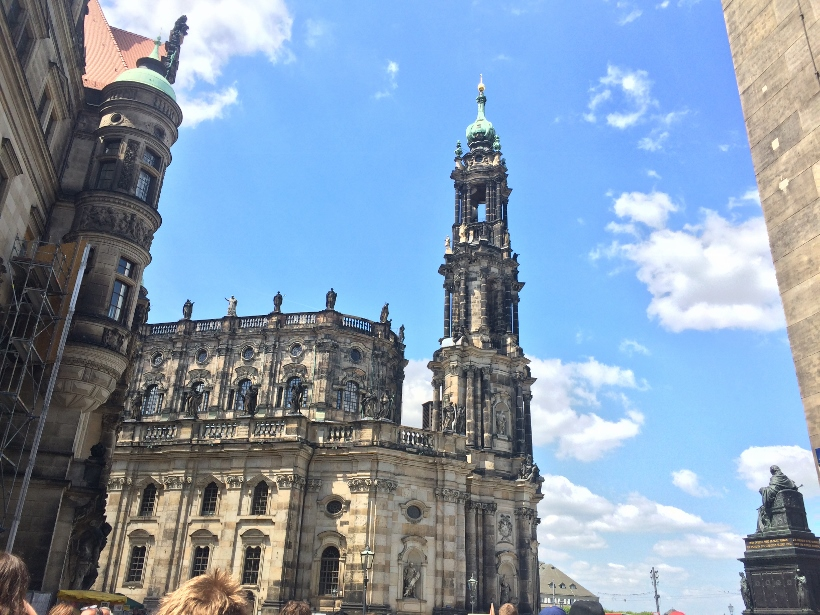 Dresden pretty