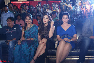 Rogue Movie Teaser Launch Event 1st March 2017   Mannara Chopra, Angela and other star cast Gallery 31.JPG