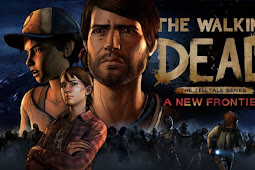 Free Download Game The Walking Dead A New Frontier for Computer PC or Laptop