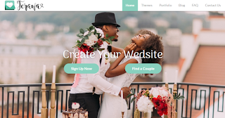 Wedding inspiration ; Check out the latest Nigerian wedding website for Intending couples