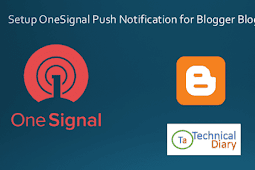 How to set up OneSignal Web Push notifications on Blogger sites