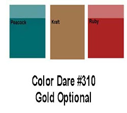Color Dare #310 - Closes Thur Sept 27th