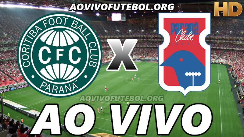 Coritiba x Paraná Ao Vivo HD TV PFC