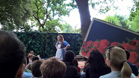 Fflur Wynn - Alice's Adventures in Wonderland, 2015 - Opera Holland Park