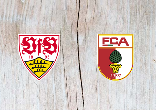 VfB Stuttgart vs Augsburg - Highlights 01 December 2018