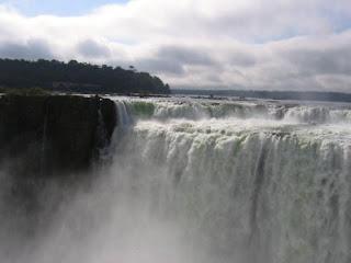 Garganta del diablo Cataratas del Iguazu