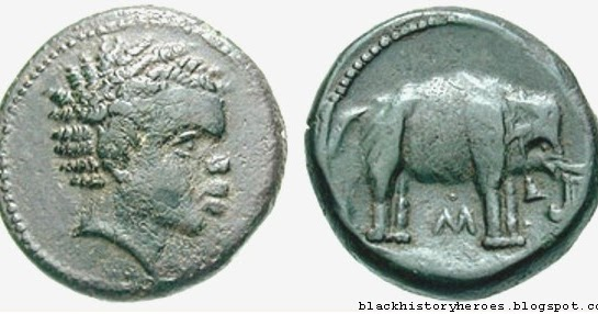Black History Heroes Hannibal Barca Of Carthage North Africa