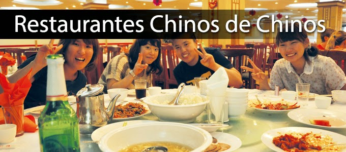 Restaurantes chinos de chinos