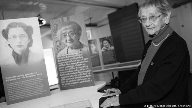 Morre Dora Schindel, que ajudou vítimas do nazismo a fugir para o Brasil