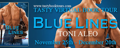 Blue Lines (Nashville Assassins #4) By: Toni Aleo *Review & Tour-Wide Giveaway*