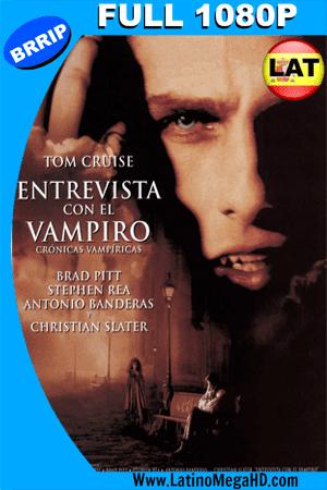 Entrevista Con el Vampiro (1994) Latino Full HD 1080P (1994)