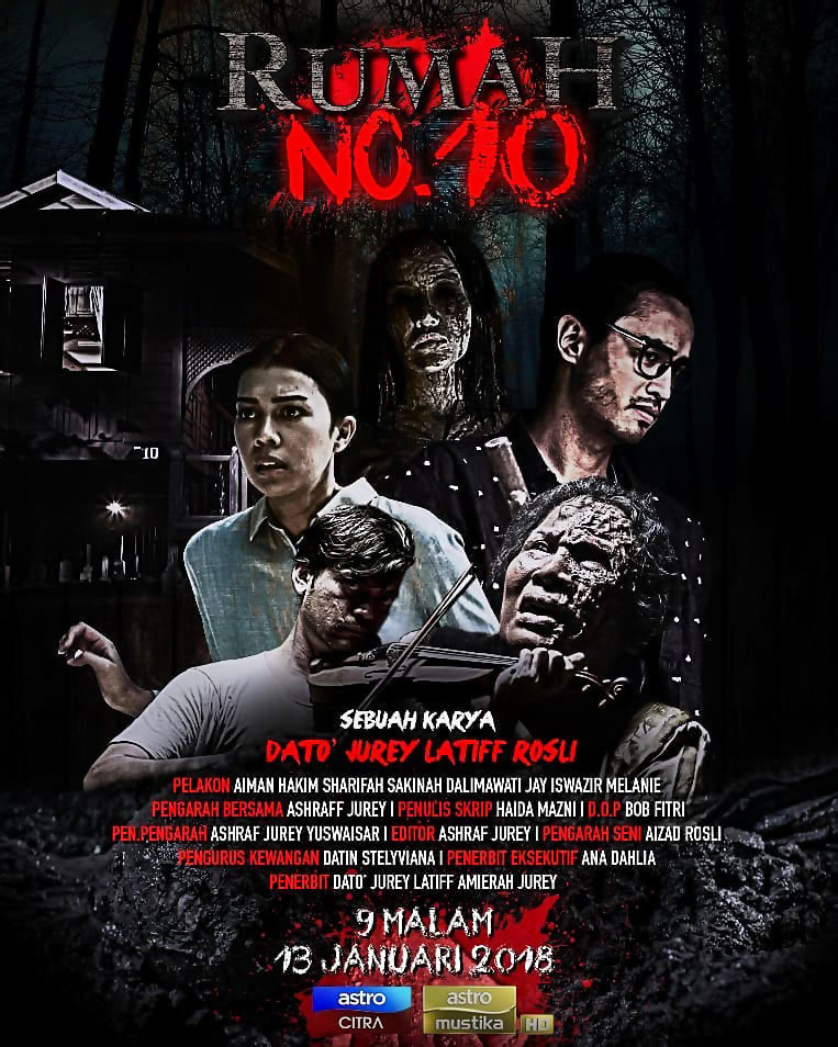 Rumah No.10 Telefilem (2018) Astro Citra