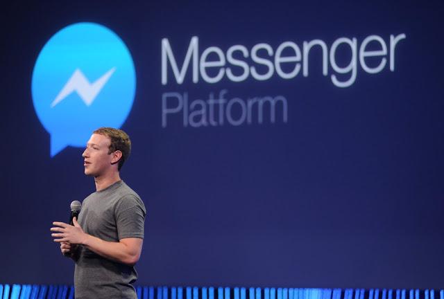 طريقة تسجيل الخروج في ماسانجر(فيسبوك)