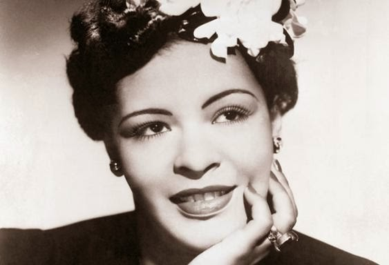 fotografía de Billie Holiday