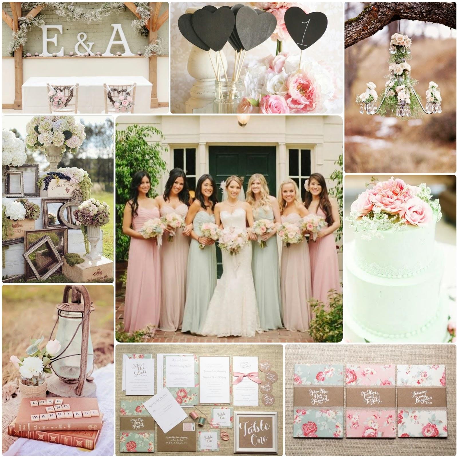 Blog de tu d a con amor invitaciones y detalles de boda - Estilo vintage decoracion ...