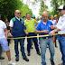 Alcalde de Dosquebradas entregó obras de placa huella en la zona rural