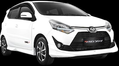 Toyota Agya TRD S S A/V