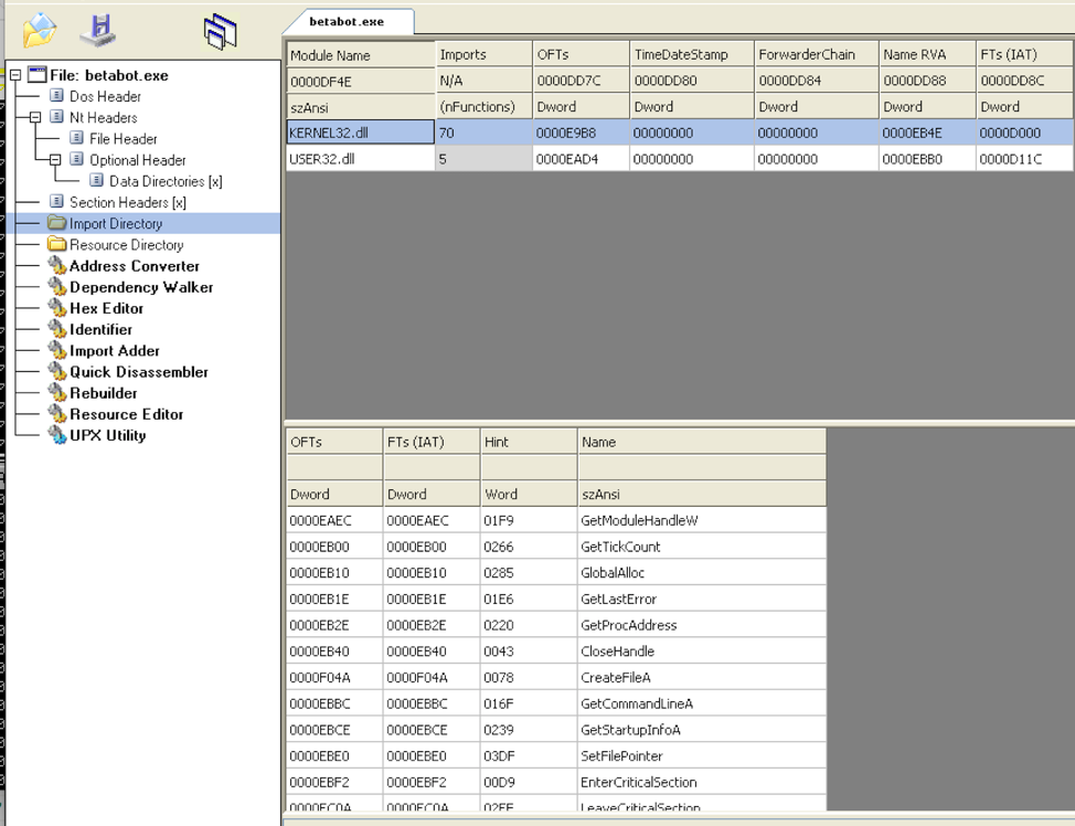 Let's Learn: Reversing Packed Betabot Trojan | Vitali Kremez