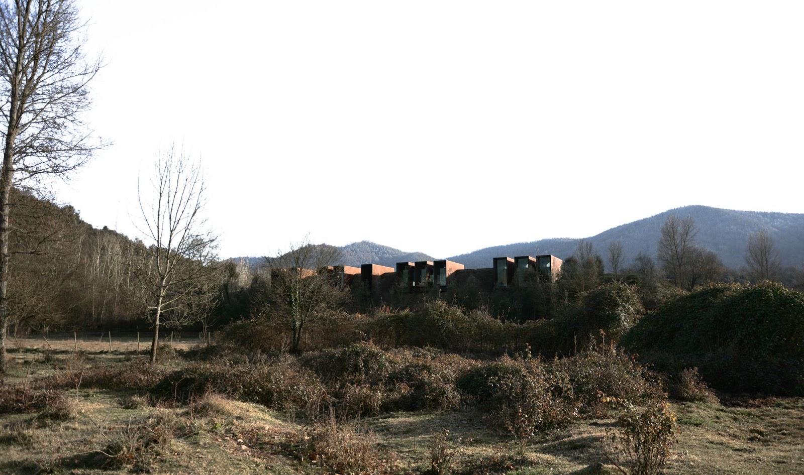 Casa Horizonte. La Vall de Bianya